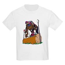 Event Horse Log Jump T-Shirt