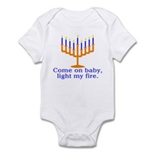 Come on Baby, Light My Fire Infant Bodysuit