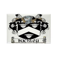 Buckley Coat of Arms Rectangle Magnet (10 pack)
