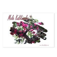 `Ohi`a `Ai Postcards (Package of 8)