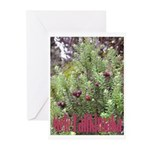 Mele Kalikimaka Greeting Cards (Pk of 10)