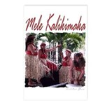 Mele Kalikimaka Hula Dancers Postcards (Package of
