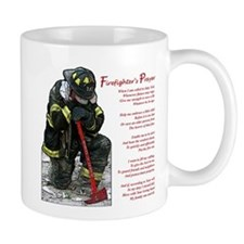 Firefighter Prayer Mug