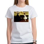 At the Piano Women's T-Shirt