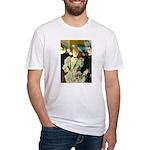 La Goulue Fitted T-Shirt