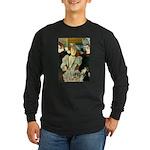La Goulue Long Sleeve Dark T-Shirt