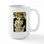 La Goulue Large Mug