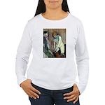 Stockings Women's Long Sleeve T-Shirt