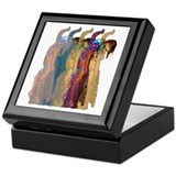 Rainbow Troupe Keepsake Box