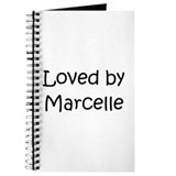 Cute Marcel Journal
