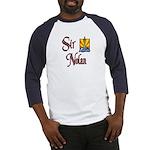 Sir Nolan Baseball Jersey