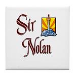 Sir Nolan Tile Coaster