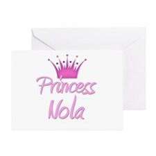 Princess Nola Greeting Card