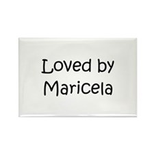 Cute Maricela Rectangle Magnet (10 pack)