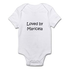 Maricela Infant Bodysuit