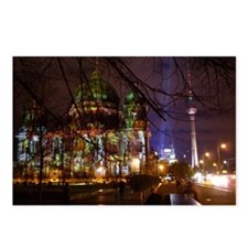 Postcards (Package of 8) Berlin cathedral