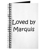 Cute Marquis Journal