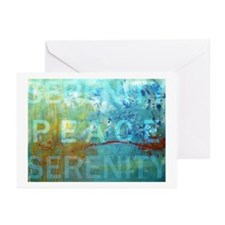 Serenity Greeting Cards (Pk of