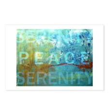 SERENITY ARTPostcards (Package of