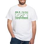 World's Greatest Golfer White T-Shirt