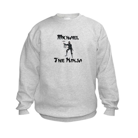 Michael - The Ninja Kids Sweatshirt