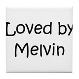 Cool Melvin Tile Coaster
