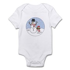 Beagle Holiday Infant Bodysuit