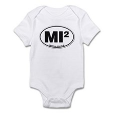 Infant Bodysuit Mackinac Island Euro Design