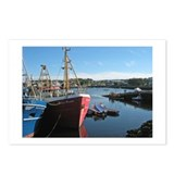 Killybegs Harbor; Postcards (Package of 8)