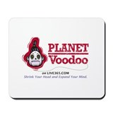 Planet Voodoo Mousepad