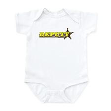 DEPUTY ~ YELLOW-BROWN Infant Bodysuit