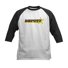 DEPUTY ~ BROWN-YELLOW Tee