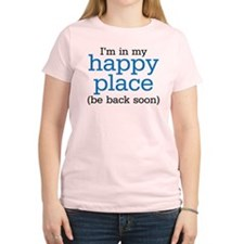 Happy Place Women's Light T-Shirt