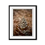 Lake Tahoe Photoart Framed Panel Print