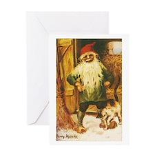 Hyvää Joulua Greeting Card