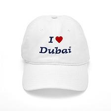 I HEART DUBAI Baseball Cap