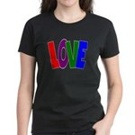 LOVE & Friendship Women's Dark T-Shirt