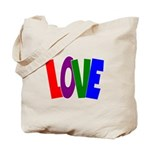 LOVE & Friendship Tote Bag