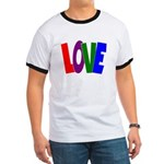 LOVE & Friendship Ringer T