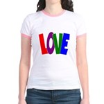 LOVE & Friendship Jr. Ringer T-Shirt