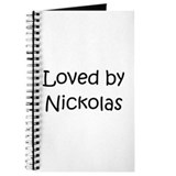 Cute Nickolas Journal