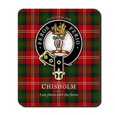 Clan Chisholm Mousepad