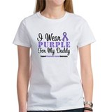 I Wear Purple (Daddy) Tee