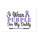 I Wear Purple (Daddy) Postcards (Package of 8)
