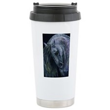 Baroque 2 Ceramic Travel Mug