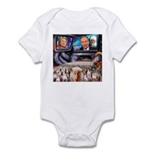Sheeple Infant Bodysuit