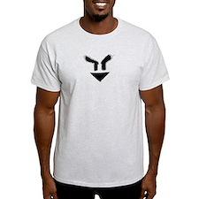 Hank's Shirt Face T-Shirt