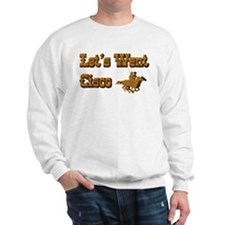 Let's Went Cisco Sweatshirt