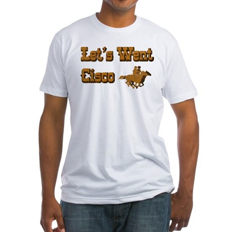 Let's Went Cisco Fitted T-Shirt
