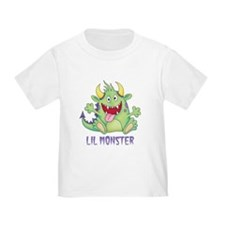 Lil Happy Monster T